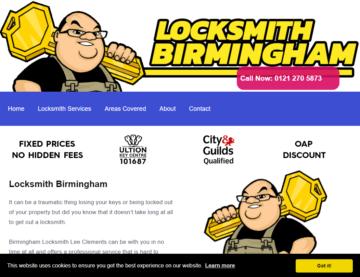 Locksmith Birmingham