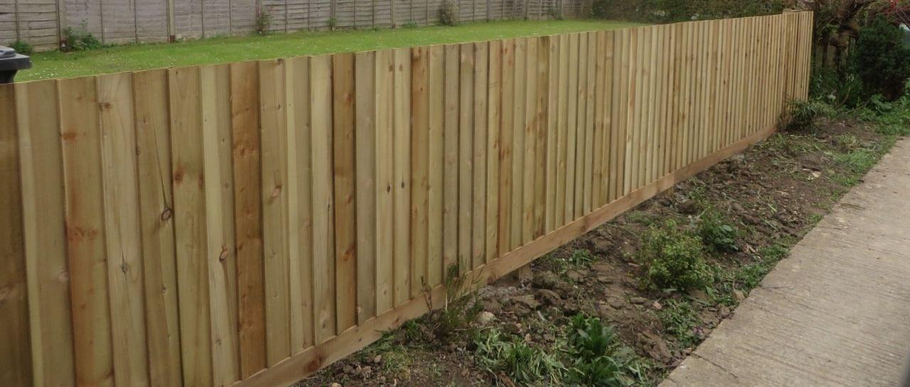 Shipston Fencing Contractor